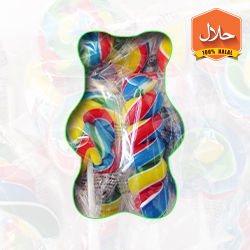 Gummy Image Container