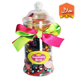 gummy box sweets gift jar victorian