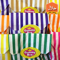 halal pick n mix sweets gummy box