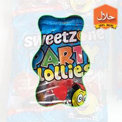 Sweetzone party lollies