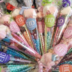 eid sweet cones