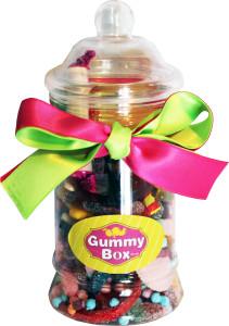 sweet gift jar