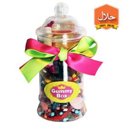 gummy box sweets gift jar victorian