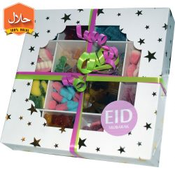 sweet gift box gummy box