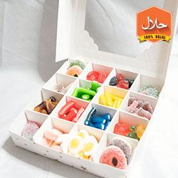 gummy box gift box