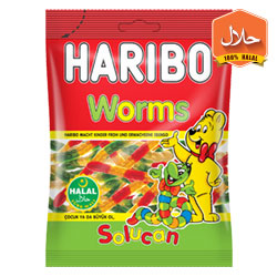 haribo-worms halal