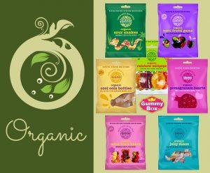 organic sweets