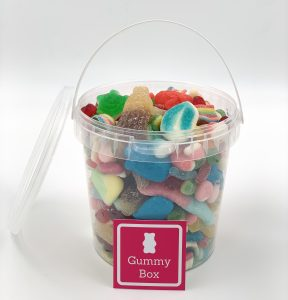 Build a Sweet Bucket