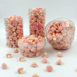 magic mushrooms jars